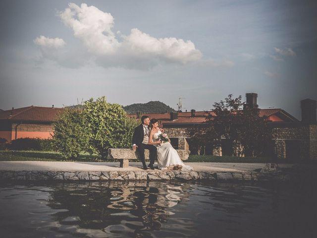 Il matrimonio di Pino Crispino e Daniela Matache a Brembate, Bergamo 59