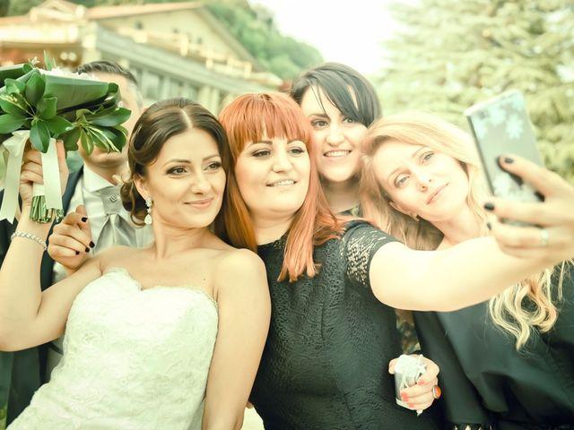 Il matrimonio di Pino Crispino e Daniela Matache a Brembate, Bergamo 60