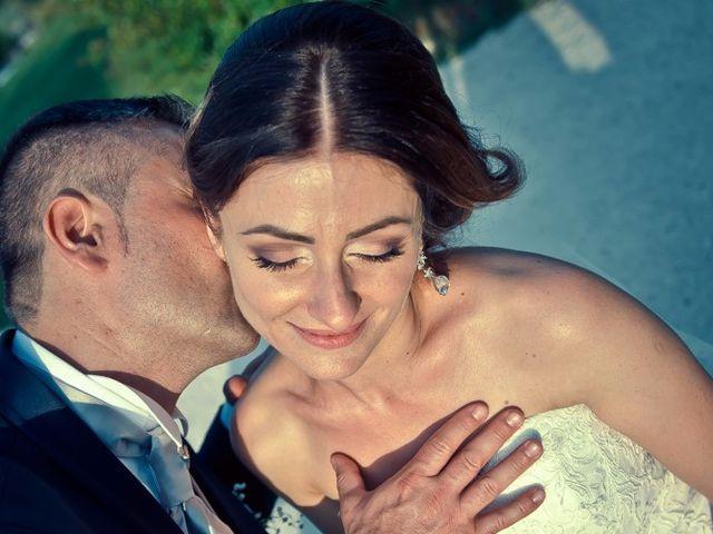 Il matrimonio di Pino Crispino e Daniela Matache a Brembate, Bergamo 62