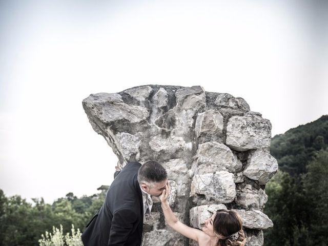 Il matrimonio di Pino Crispino e Daniela Matache a Brembate, Bergamo 64