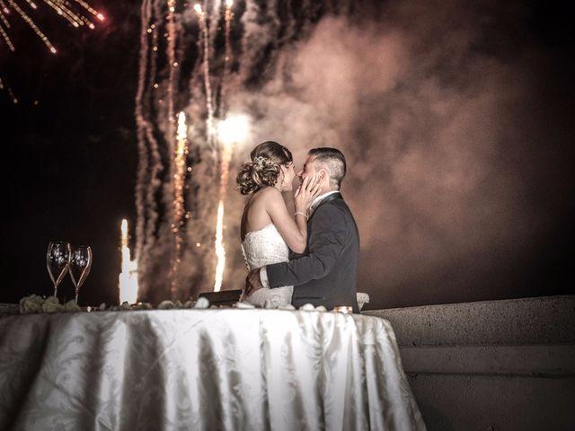 Il matrimonio di Pino Crispino e Daniela Matache a Brembate, Bergamo 71