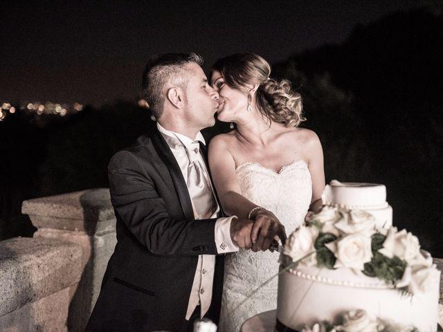 Il matrimonio di Pino Crispino e Daniela Matache a Brembate, Bergamo 74