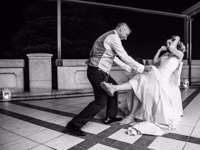 Il matrimonio di Pino Crispino e Daniela Matache a Brembate, Bergamo 78