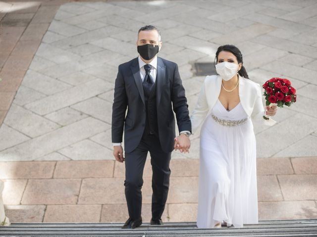 Il matrimonio di Ignazio e Bernadette a Cagliari, Cagliari 4