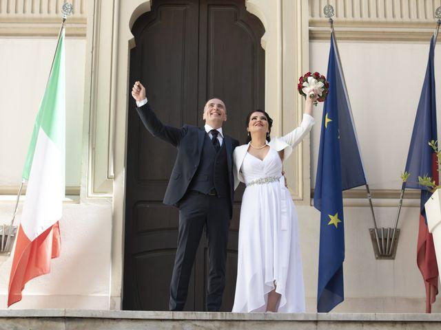 Il matrimonio di Ignazio e Bernadette a Cagliari, Cagliari 41