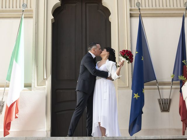 Il matrimonio di Ignazio e Bernadette a Cagliari, Cagliari 43