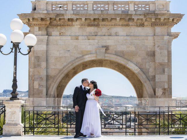 Il matrimonio di Ignazio e Bernadette a Cagliari, Cagliari 111