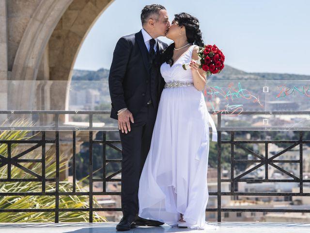 Il matrimonio di Ignazio e Bernadette a Cagliari, Cagliari 112
