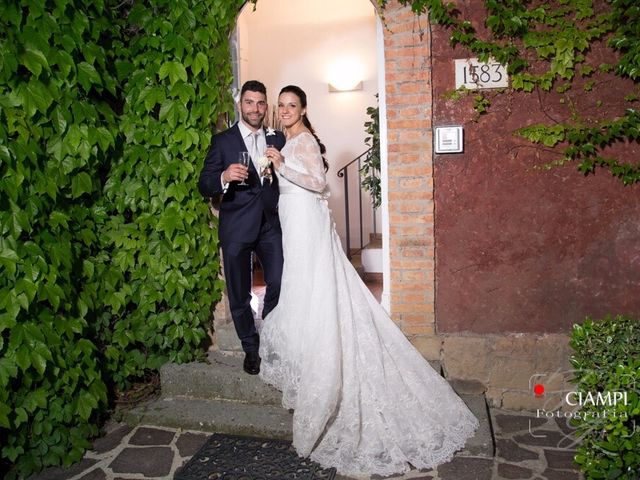 le nozze di Carlotta e Luigi
