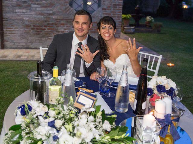 Le nozze di Roberta e Francesco