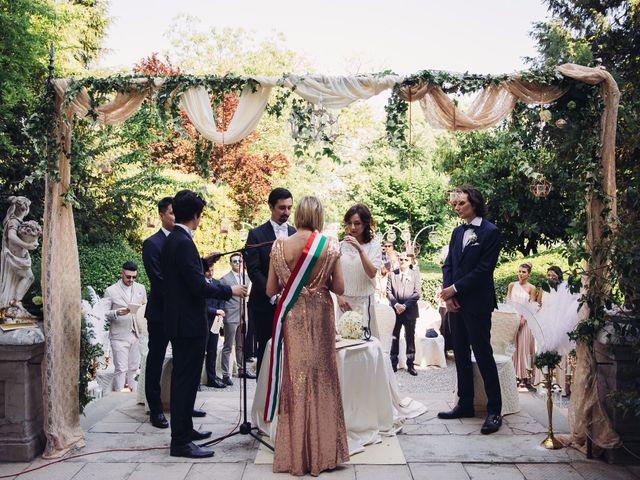 Il matrimonio di Alberto e Silvia a Reggio nell'Emilia, Reggio Emilia 69