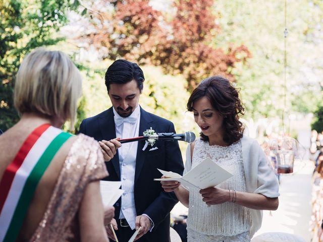 Il matrimonio di Alberto e Silvia a Reggio nell'Emilia, Reggio Emilia 71
