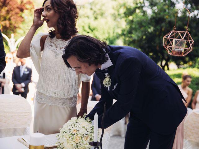 Il matrimonio di Alberto e Silvia a Reggio nell'Emilia, Reggio Emilia 85