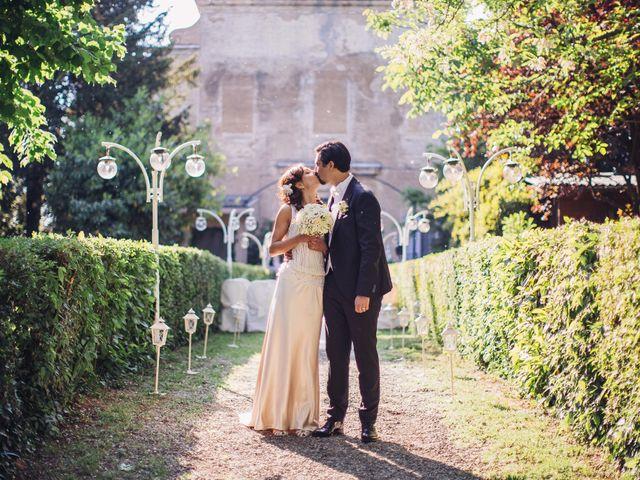 Il matrimonio di Alberto e Silvia a Reggio nell'Emilia, Reggio Emilia 109