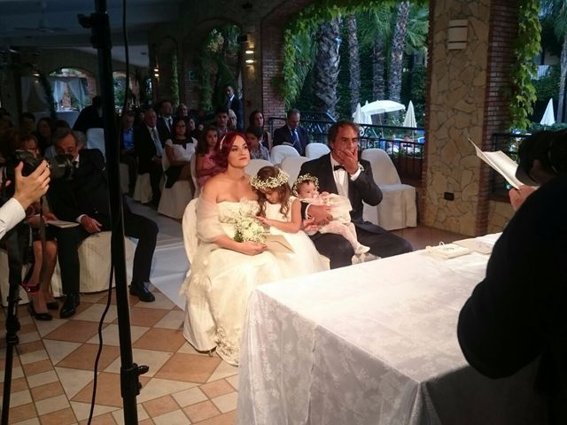 Il matrimonio di Francesco e Alessandra a Giardini-Naxos, Messina 5