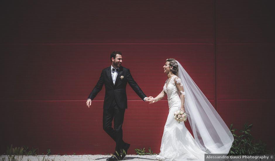 Il matrimonio di Valerio e Serena a Livorno, Livorno