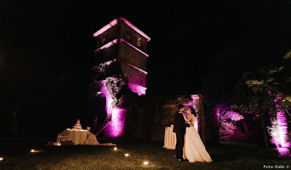 Il matrimonio di Chiara e Simone a Abano Terme, Padova