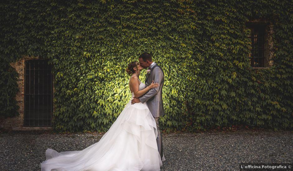 Il matrimonio di Fabio e Francesca a Trino, Vercelli