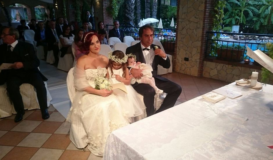 Il matrimonio di Francesco e Alessandra a Giardini-Naxos, Messina