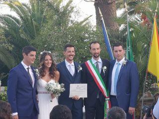 Le nozze di Anita e Gianluca 1