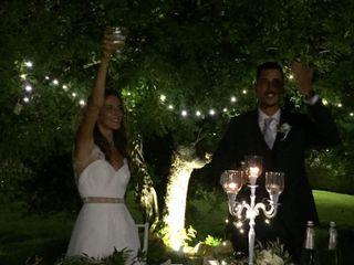 Le nozze di Anita e Gianluca