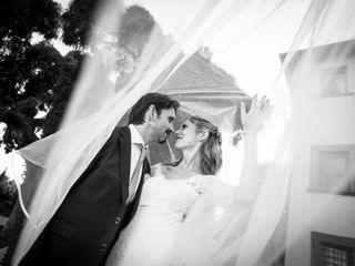 Le nozze di Mareike e Alessandro