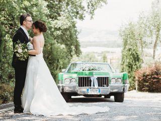 Le nozze di Pamela e Giovanni