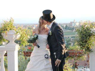 Le nozze di Federica e Franco
