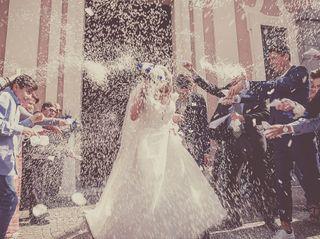 Le nozze di Chiara e Daniel 1