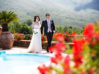 Le nozze di Luigia e Paolo