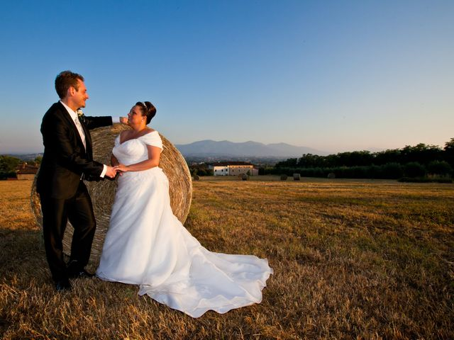 Il matrimonio di Mattia e Federica a Livorno, Livorno 1