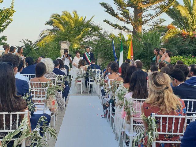 Il matrimonio di Gianluca e Anita a Pozzallo, Ragusa 8