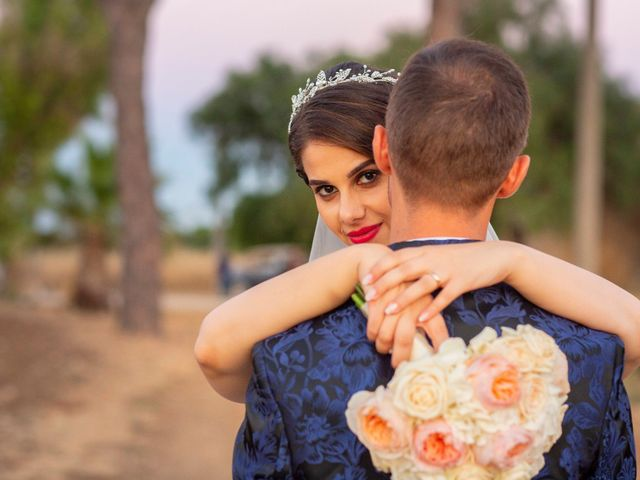 Le nozze di Miriana e Marco