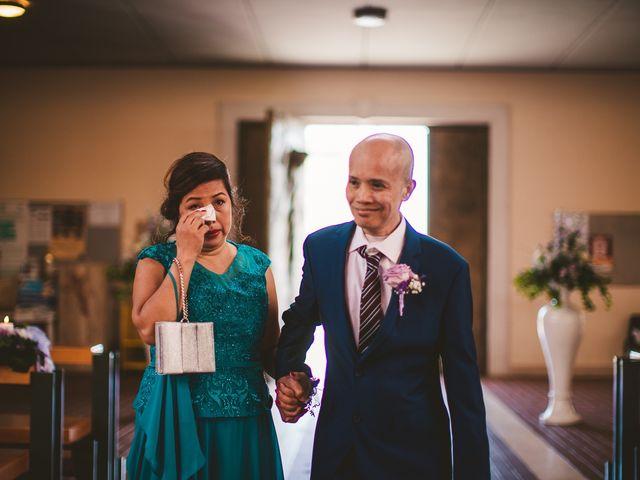 Il matrimonio di Kevin e Cristine a Monteprandone, Ascoli Piceno 58