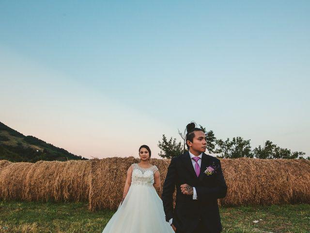 Il matrimonio di Kevin e Cristine a Monteprandone, Ascoli Piceno 84