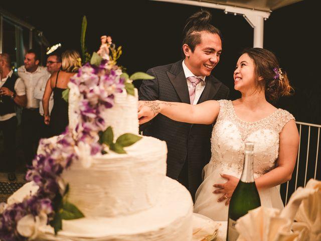 Il matrimonio di Kevin e Cristine a Monteprandone, Ascoli Piceno 102