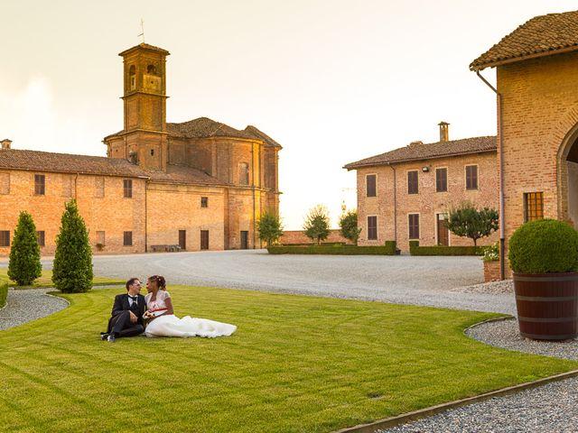 Il matrimonio di Nicolò e Sirlene a Vercelli, Vercelli 1