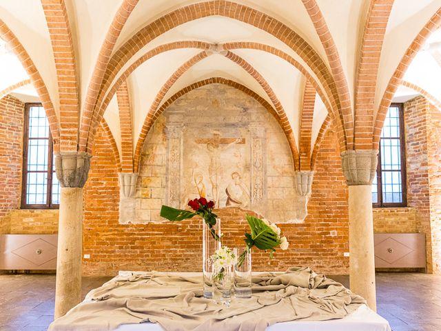 Il matrimonio di Nicolò e Sirlene a Vercelli, Vercelli 5