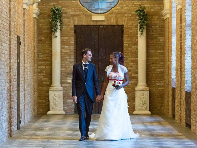 Il matrimonio di Nicolò e Sirlene a Vercelli, Vercelli 7