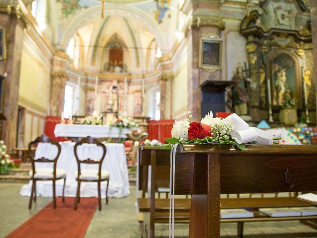 Il matrimonio di Nicolò e Sirlene a Vercelli, Vercelli 13
