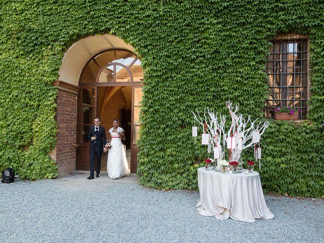 Il matrimonio di Nicolò e Sirlene a Vercelli, Vercelli 15