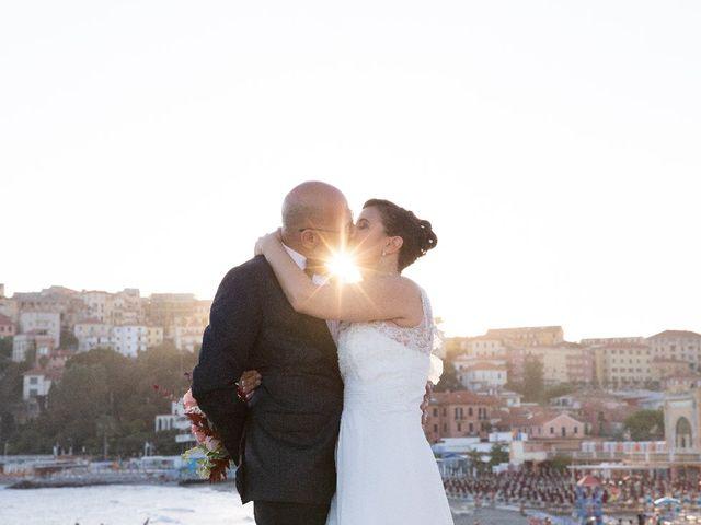 Le nozze di Monica e George
