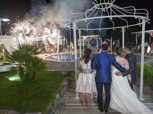 le nozze di Assunta e Salvatore