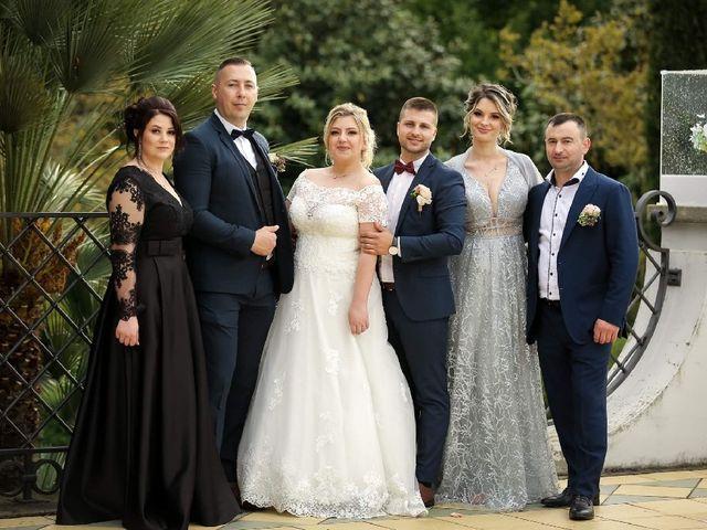 Il matrimonio di Alexandru e Alice a Tivoli, Roma 5