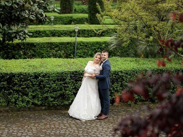 Il matrimonio di Alexandru e Alice a Tivoli, Roma 6