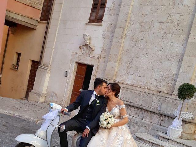 Il matrimonio di Egidio e Alessia a Massa Martana, Perugia 1