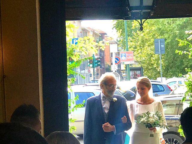 Il matrimonio di Filippi e Francesca a Torino, Torino 5