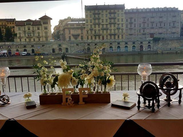 Il matrimonio di Filippi e Francesca a Torino, Torino 1