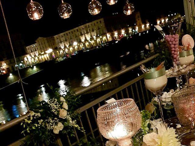Il matrimonio di Filippi e Francesca a Torino, Torino 18