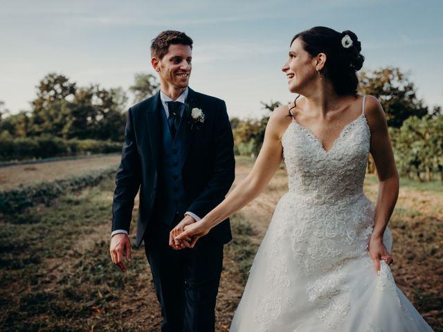 Le nozze di Sara e Daniele